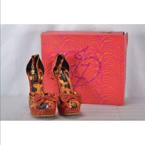 Iron fist sexy women's heels - 5 - special